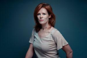 Christine de boer actrice zangeres yentl en de boer redhead portret