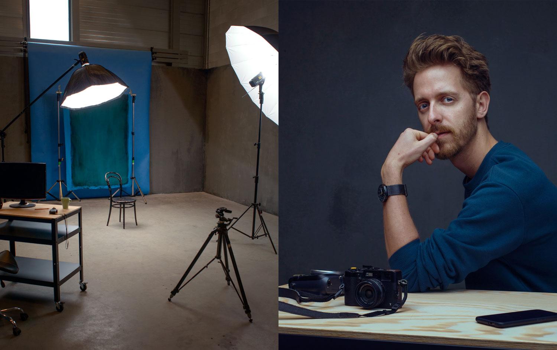 Fotograaf Mark David Fotostudio Den Haag